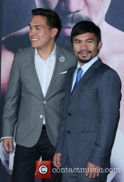 Ryan Moore and Manny Pacquiao 5