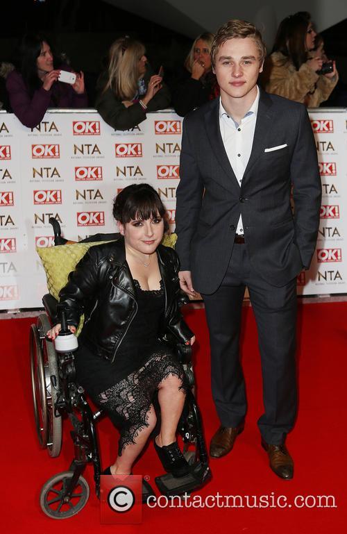 Ben Hardy and Lisa Hammond