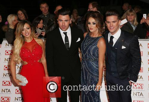 Crosby, James Tindale, Holly Hagan and Scott Timlin