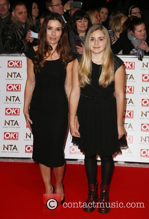 Mathilda Ramsay and Tana Ramsay 1