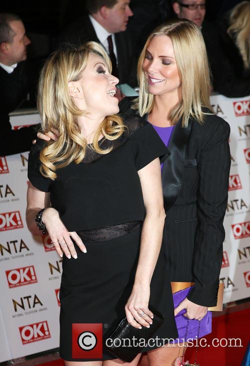 Rita Simons and Samantha Womack 1