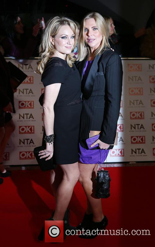 Rita Simons and Samantha Womack 2