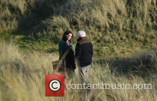 Jim Sheridan and Rooney Mara 4