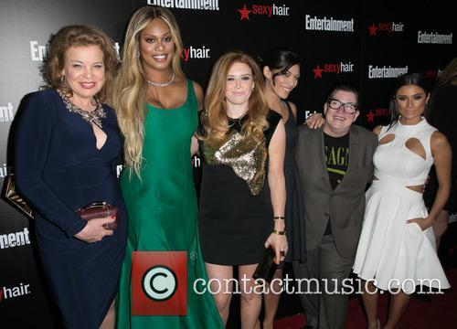 Guest, Laverne Cox, Natasha Lyonne and Diane Guerreroguest 2