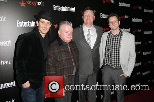 Joey Mcintyre, Jack Mcgee, Jimmy Dunn and Tyler Ritter 1