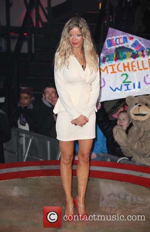 'Celebrity Big Brother 15' - Eviction 2