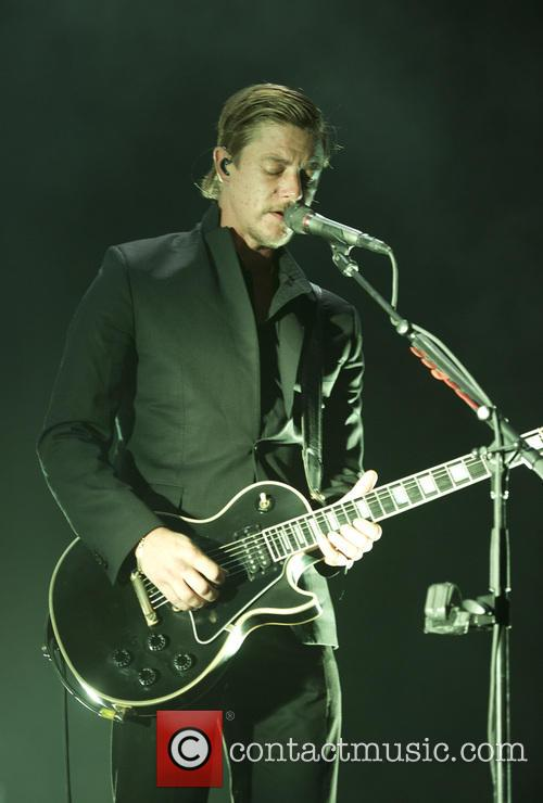 Paul Banks and Interpol 5