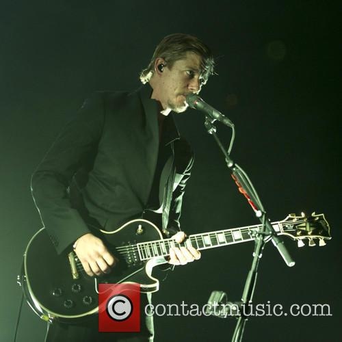 Paul Banks and Interpol 8