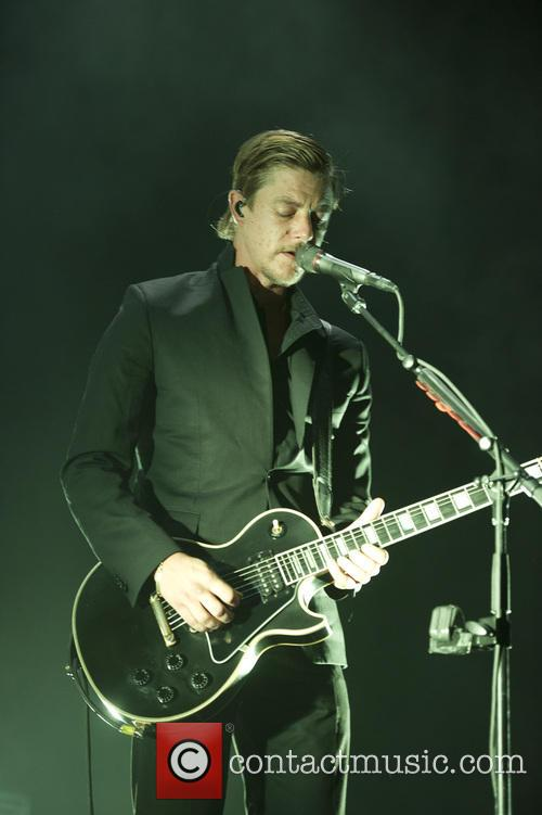 Paul Banks and Interpol 9