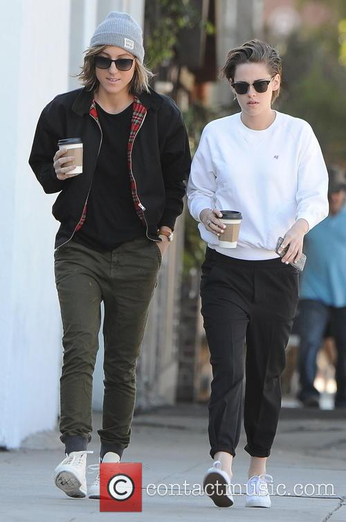 Kristen Stewart and Alice Cargile 5