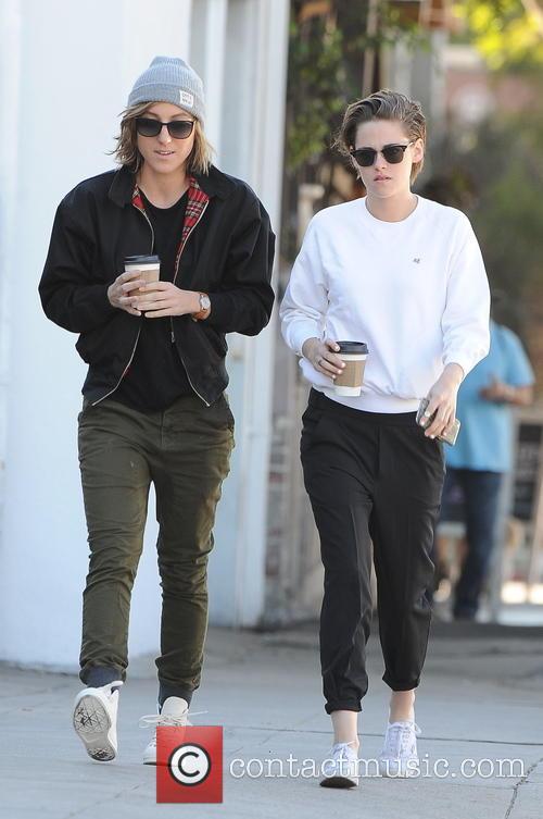 Kristen Stewart and Alice Cargile 7