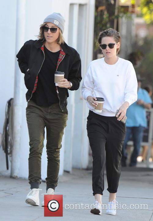 Kristen Stewart and Alice Cargile 9