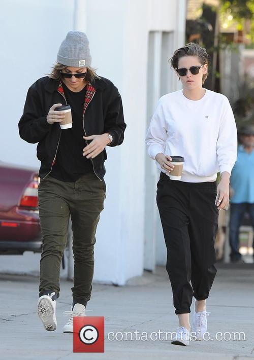 Kristen Stewart and Alice Cargile 10