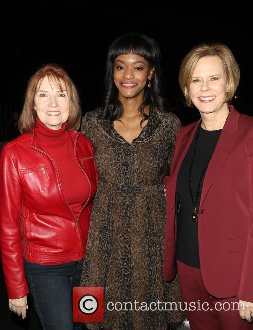 Kathy Connell, Sufe Bradshaw and Jobeth Williams 10