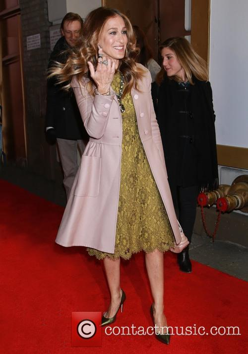 Sarah Jessica Parker and Gabbana 2