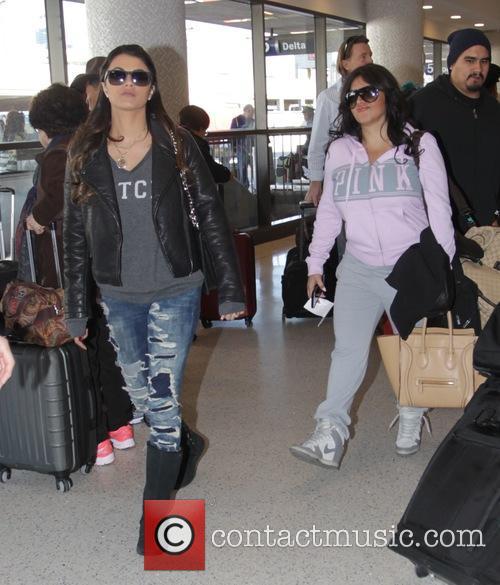 Golnesa Gharachedaghi and Mercedes Javid 2