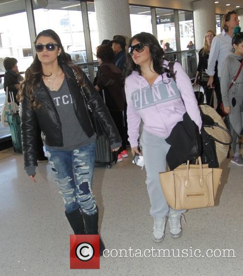 Golnesa Gharachedaghi and Mercedes Javid 3