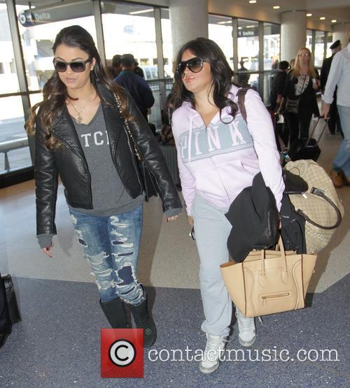 Golnesa Gharachedaghi and Mercedes Javid 4