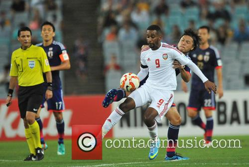 UAE beat Japan 5-4  on penalties