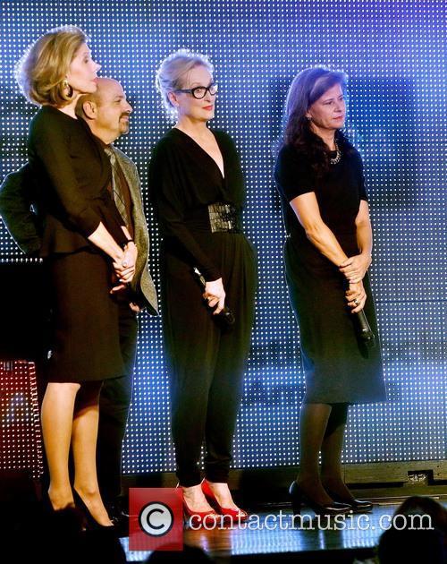 Christine Baranski, Guest, Meryl Streep and Tracey Ullman 9