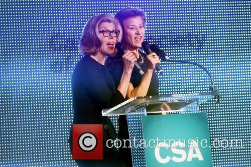 Christine Baranski and Tracey Ullman 3