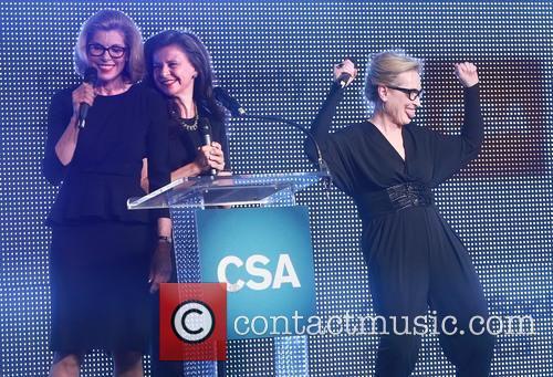 Christine Baranski, Tracey Ullman and Meryl Streep 4
