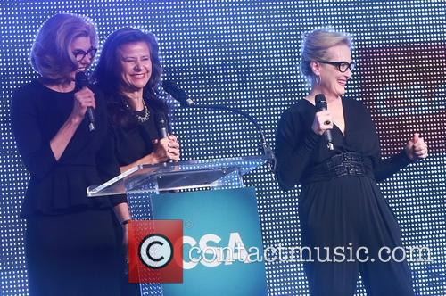 Christine Baranski, Tracey Ullman and Meryl Streep 5