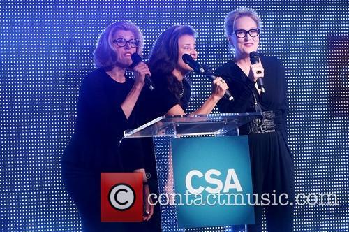 Christine Baranski, Tracey Ullman and Meryl Streep 6