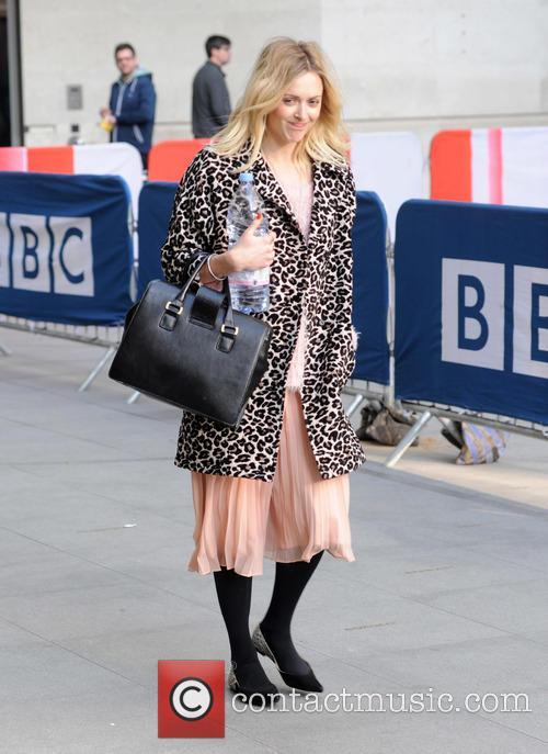 Fearne Cotton at BBC Radio 1