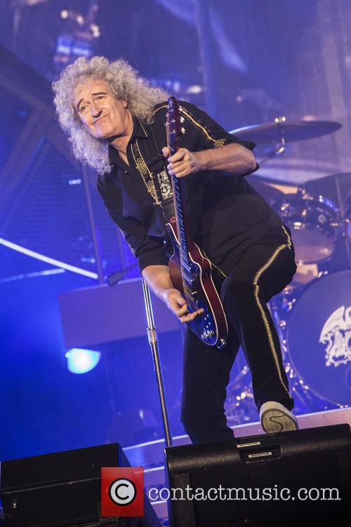 Queen and Brian May 4