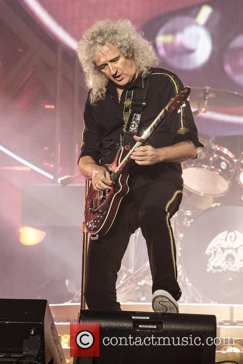 Queen and Brian May 5