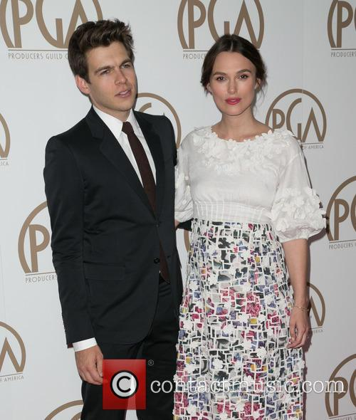 James Righton and Keira Knightley 3