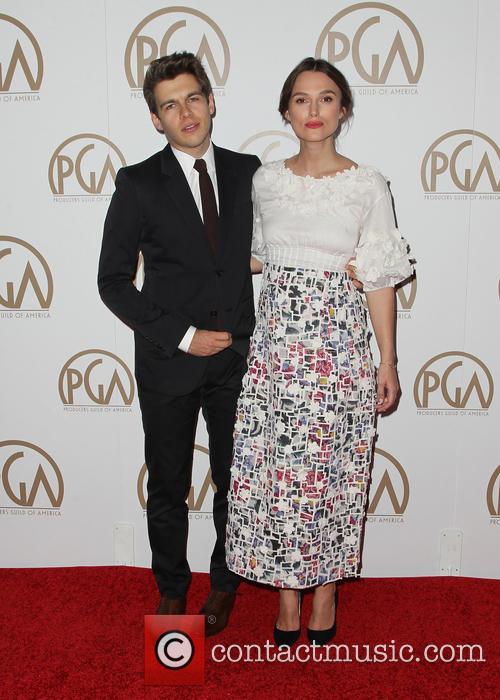 Keira Knightley and James Righton 4