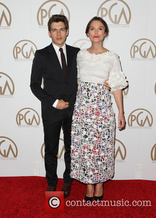 Keira Knightley and James Righton 5