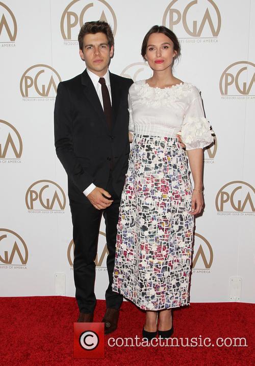 Keira Knightley and James Righton 6