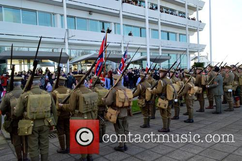 Kitchener's March 2015