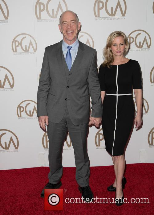 J.k. Simmons and Michelle Schumacher 1