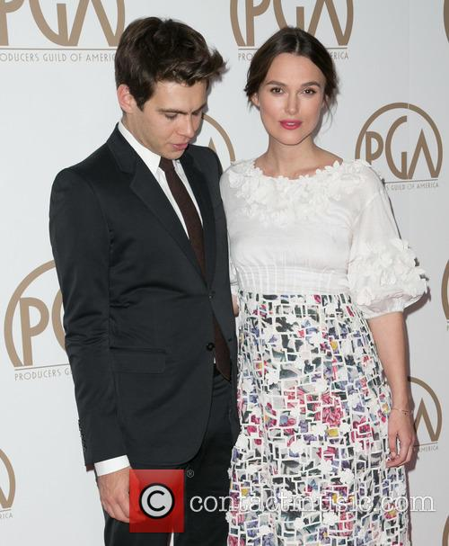 James Righton and Keira Knightley 1