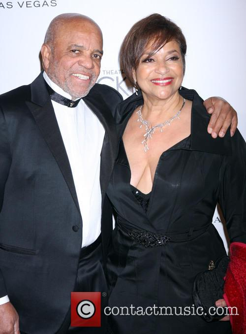 Berry Gordy and Debbie Allen 1