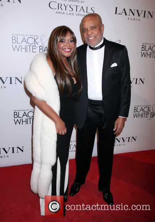 Berry Gordy and Sherry Gordy 4