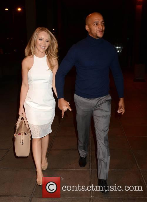 Katie Piper and Boyfriend James Black 8