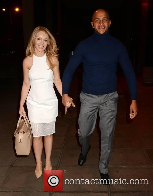 Katie Piper and Boyfriend James Black 9