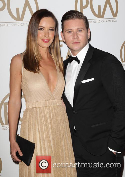 Allen Leech and Charlie Webster 2