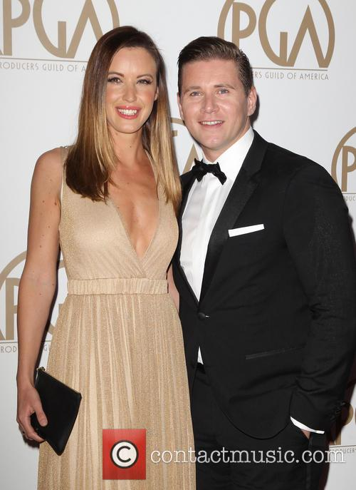Allen Leech and Charlie Webster 5