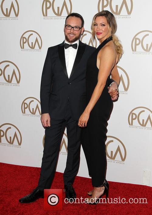 Dana Brunetti and Katie Cassidy 6
