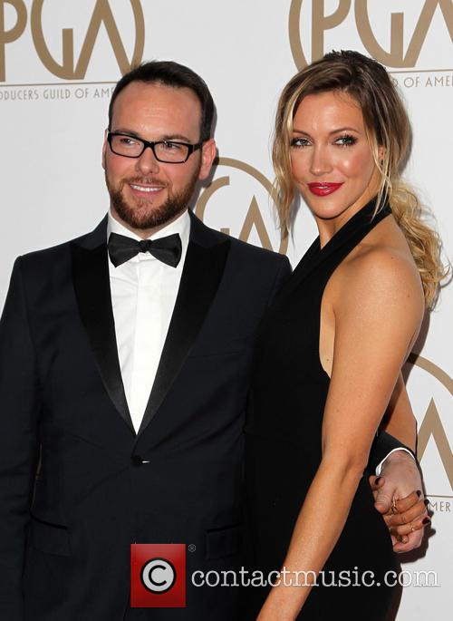Dana Brunetti and Katie Cassidy 1