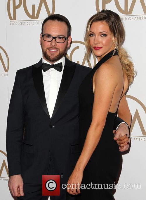 Dana Brunetti and Katie Cassidy 8