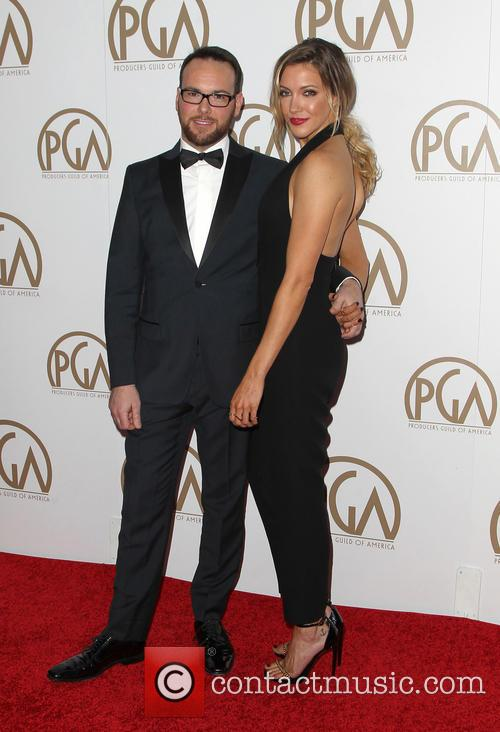 Dana Brunetti and Katie Cassidy 9