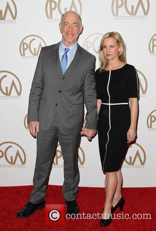 J.k Simmons and Michelle Schumacher 3