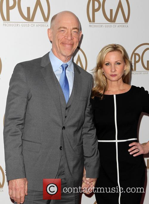 J.k Simmons and Michelle Schumacher 4